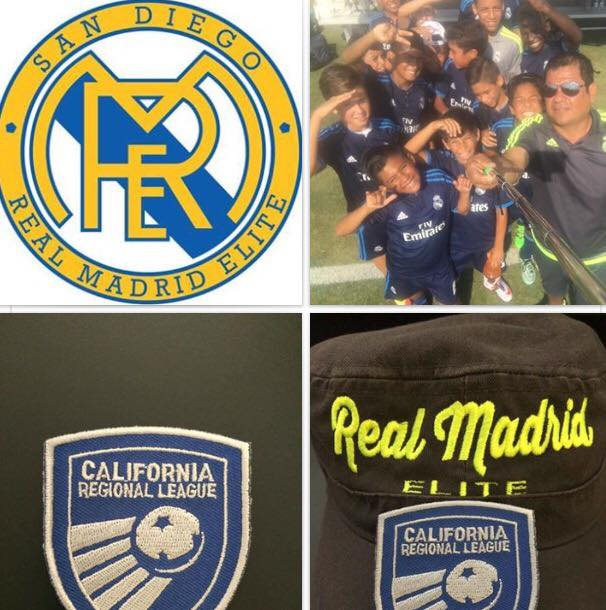 B2004 Making History for SD Real Madrid Elite
