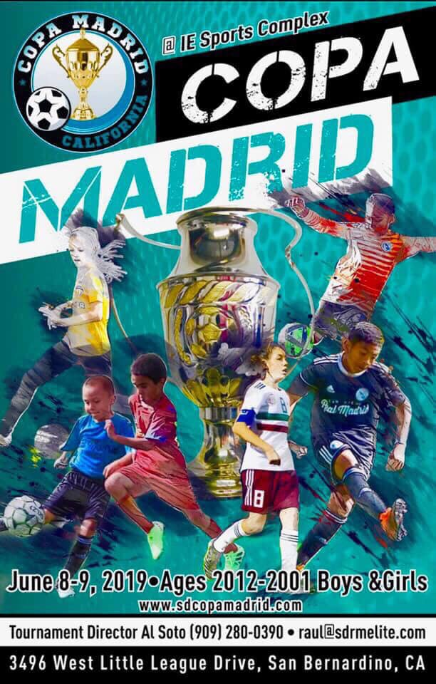 SDCOPA MADRID 2019